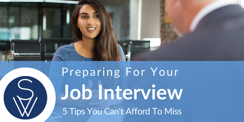 Job Interview Prep Tips