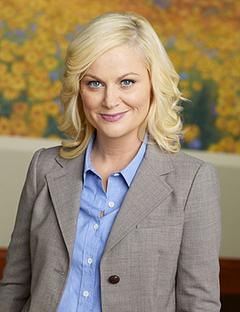 Leslie Knope Headshot