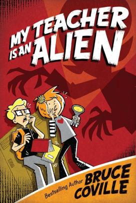 My Teacher Is An Alien Book