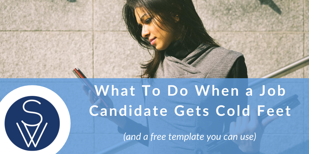 Saving a candidate tips