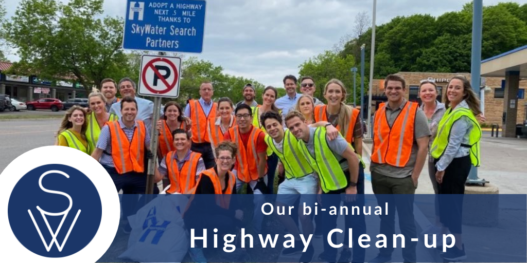 SkyWater HighWay Cleanup