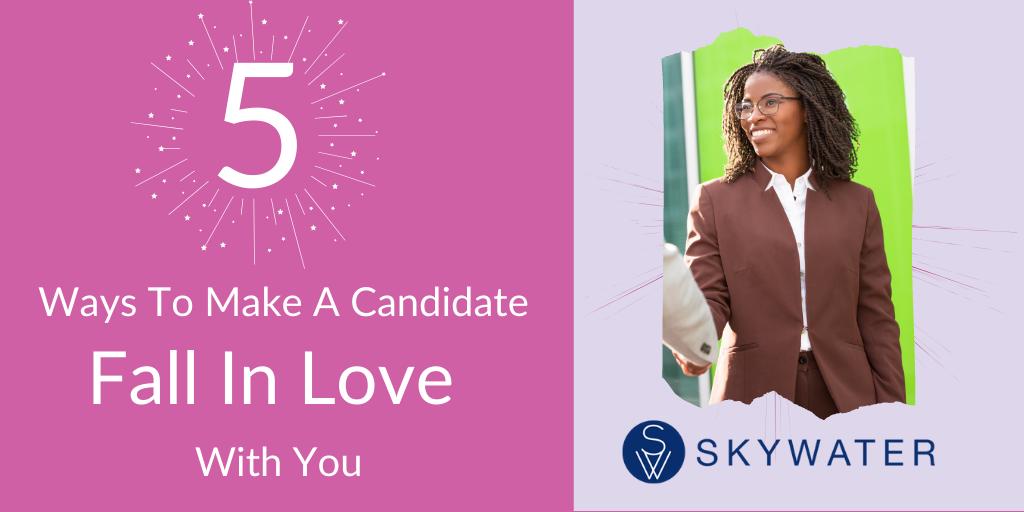 SkyWater Impress A Candidate
