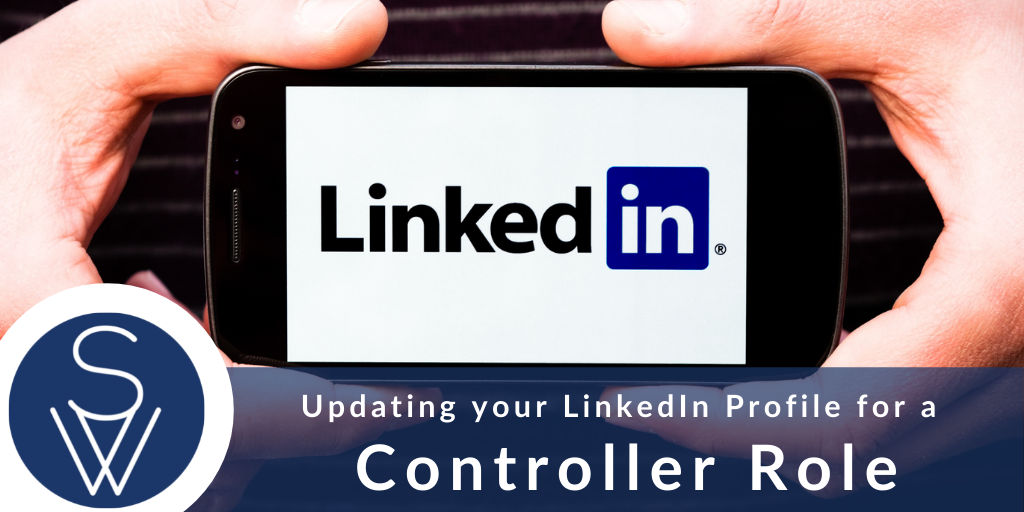 Updating LinkedIn for Controller Role