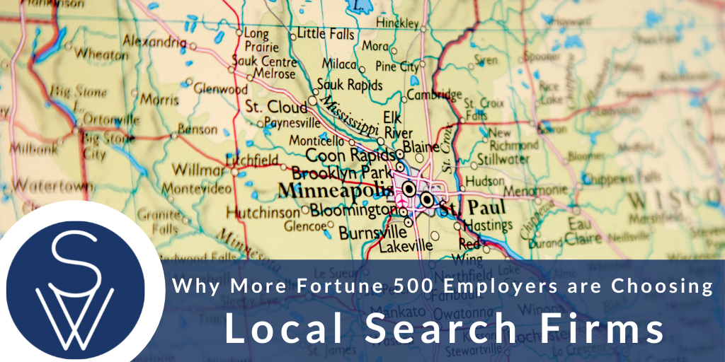 Minneapolis search firm